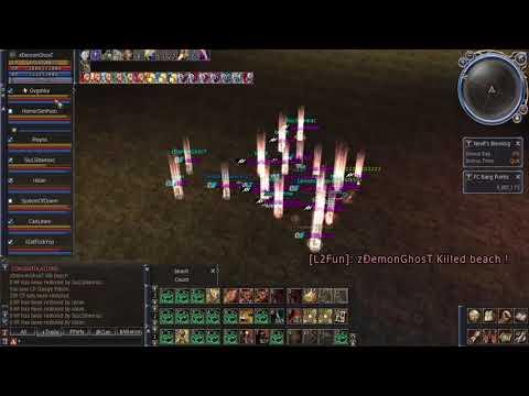 L2 Fun Top Pvp vs Clan RevengerS