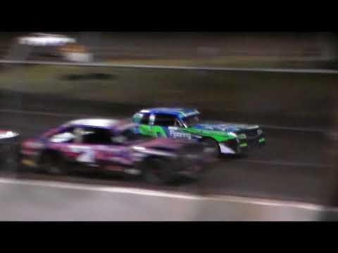 Hobby Stock Amain @ Benton County Speedway 04/12/18