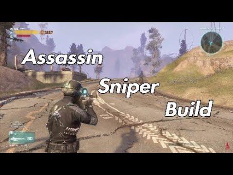 Assassin Sniper Build - Defiance 2050