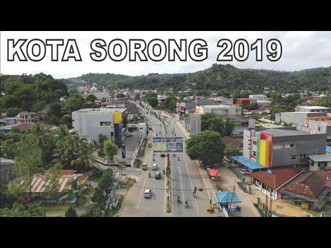 Kota Sorong Papua Barat 2019, Kota Terbesar di Provinsi Papua Barat