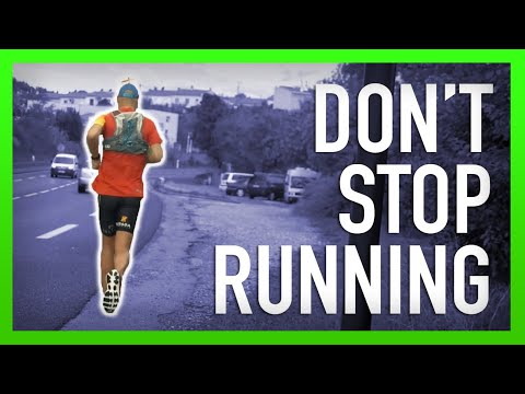 How to Run Without Stopping: Mental Strength for Runners