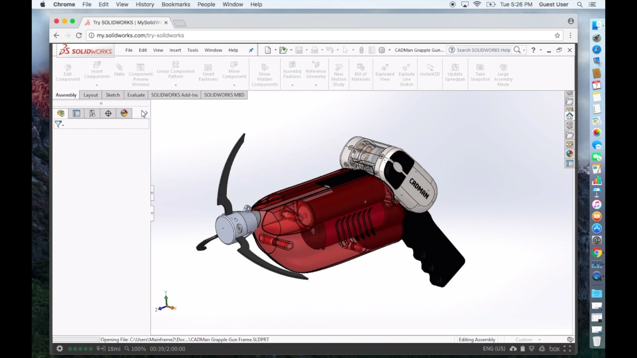 SOLIDWORKS in the Cloud: What You Need to Know - Speaking of