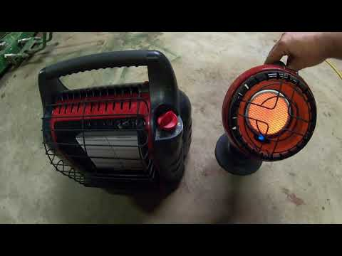 Don't Buy A Buddy Heater Until You Watch This
