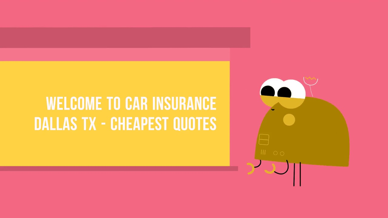 Affordable Car Insurance in Dallas TX
