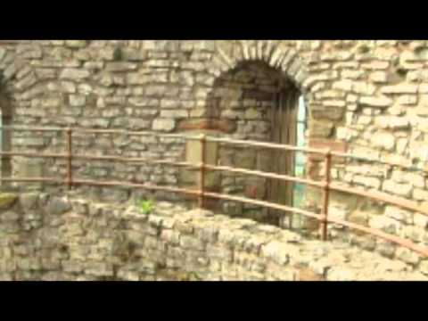 Ghost Captured on Camera at Dudley Castle
