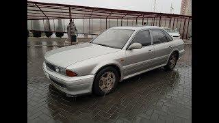 "Mitsubishi Sigma/93, 3,0 V6. ЧТО НАМ ПОВЕДАЕТ ""СЕРВИСНАЯ"" КНИЖКА"