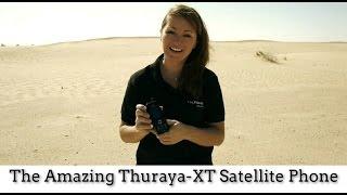 Thuraya XT satellite phones