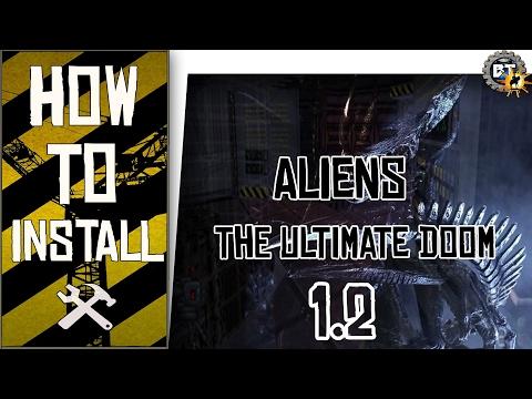 Aliens: The Ultimate Doom mod - Mod DB