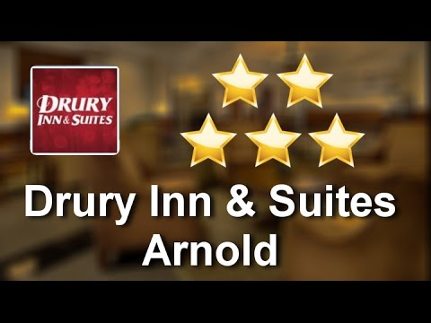 Hotel Reviews Arnold Mo Drury Inn Suites
