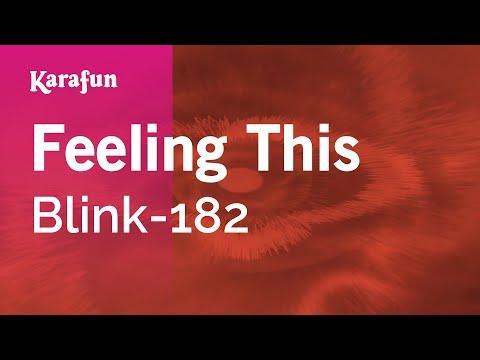 Karaoke Feeling This - Blink-182 *
