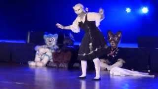 Sally (1st place) - Rainfurrest 2014 Dance Competition