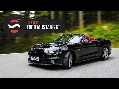 Ford Mustang 5.0 V8 GT Convertible - Startstop.sk - TEST
