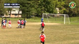 Brothers United 0 - 4 Deportivo Maryland - Montgomery County Soccer League Spring 2013 [Full Game]