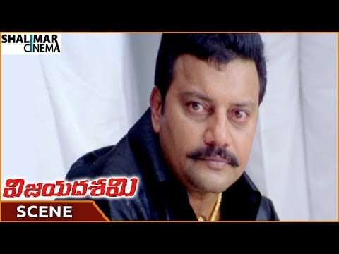 Vijayadasami Movie || Sai Kumar Plays Drama For Property || Kalyan Ram, Vedhika || Shalimarcinema