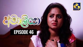 AMALIYA  ll Episode 46 || අමාලියා II 14th November 2020 Thumbnail
