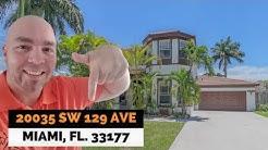 20035 SW 129 Avenue Miami, FL 33177 - For Sale - Property Walk Through