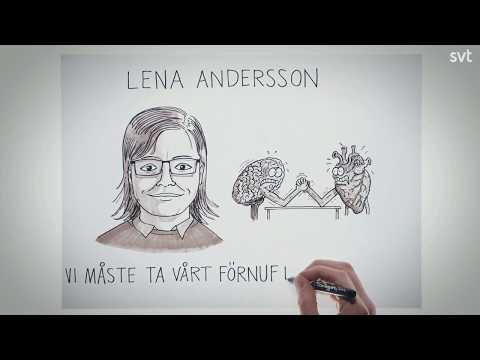 Hotet mot Upplysningen   Lena Andersson - Idévärlden