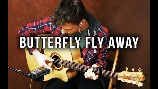 (Miley Cyrus) Butterfly Fly Away - Piotr Szumlas - Fingerstyle Guitar Cover