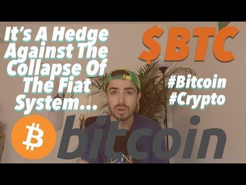 Why I'm Long Bitcoin