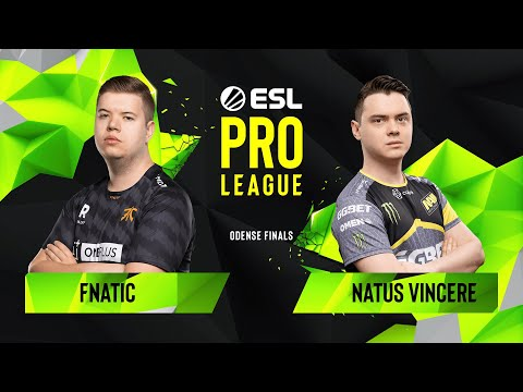 NaVi vs fnatic vod