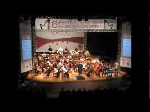 """FEMUSC 2011 Orquesta Sinfonietta """"The Typewriter"""""""
