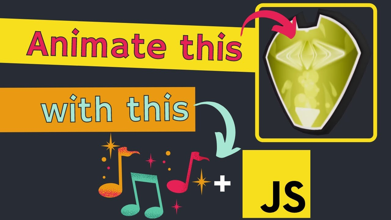 Animating 3D Models in JS with Music