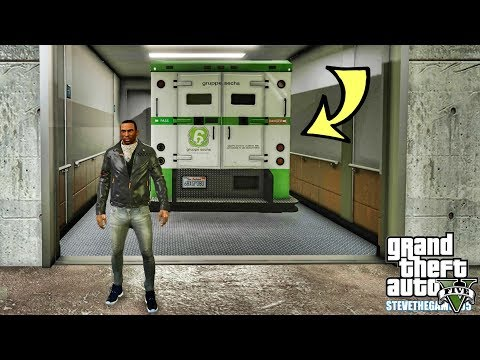 GTA 5 REAL LIFE CJ MOD #166 - CONVOYS MISSION !!!(GTA 5 REAL