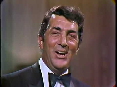 """Dean Martin - """"The Birds And The Bees"""" - LIVE"""