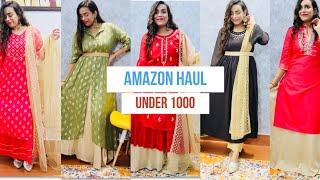 Amazon Kurtis Haul    Skirt, B…