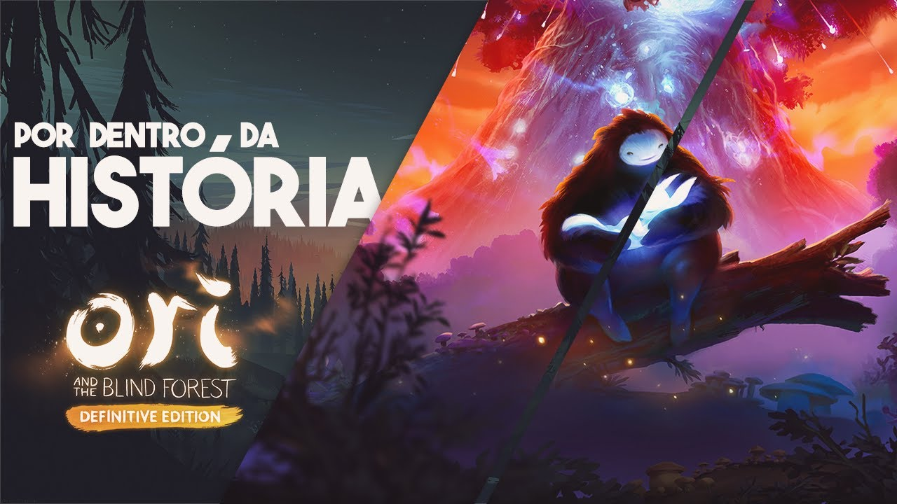 Download A HISTÓRIA DE ORI AND THE BLIND FOREST