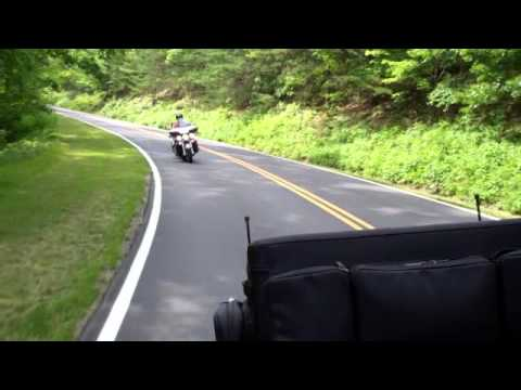 2012 Blue Ridge Parkway & Skyline Drive