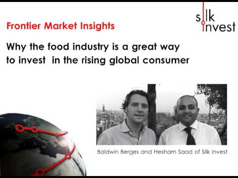 Investing in Food   Interview with Hesham Saad