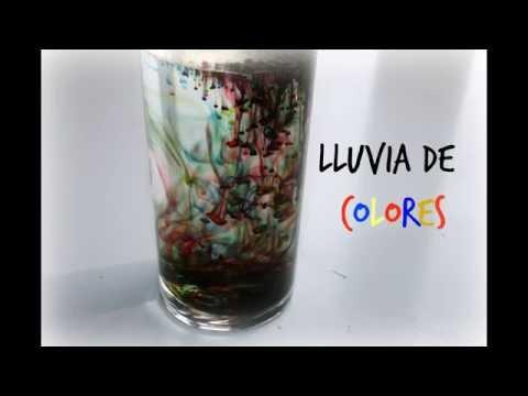 Arte y Ciencia: Luvia de colores
