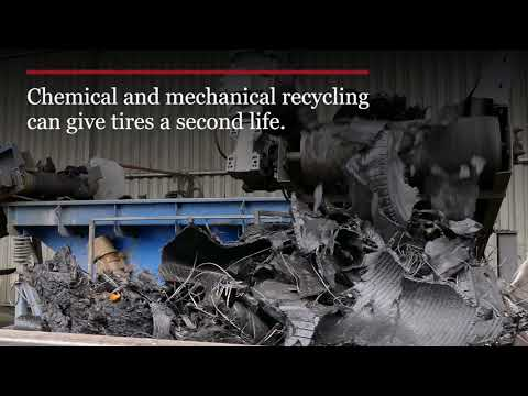 Off The Road: A New Life For Used Tires