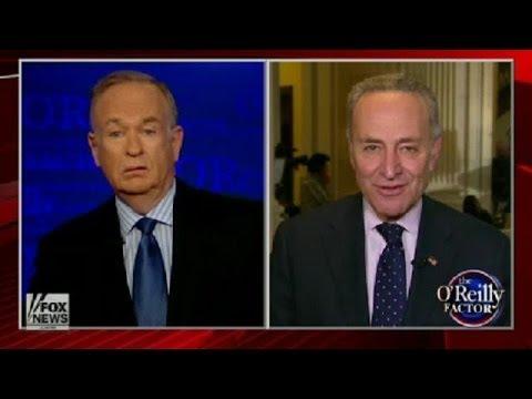 Senator Chuck Schumer vs. The Tea Party