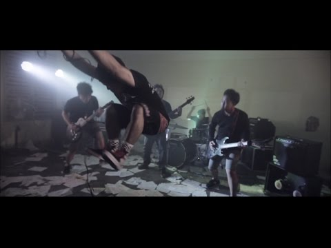The Aggregate | Thirsting For Your Throat (Official Music Video)