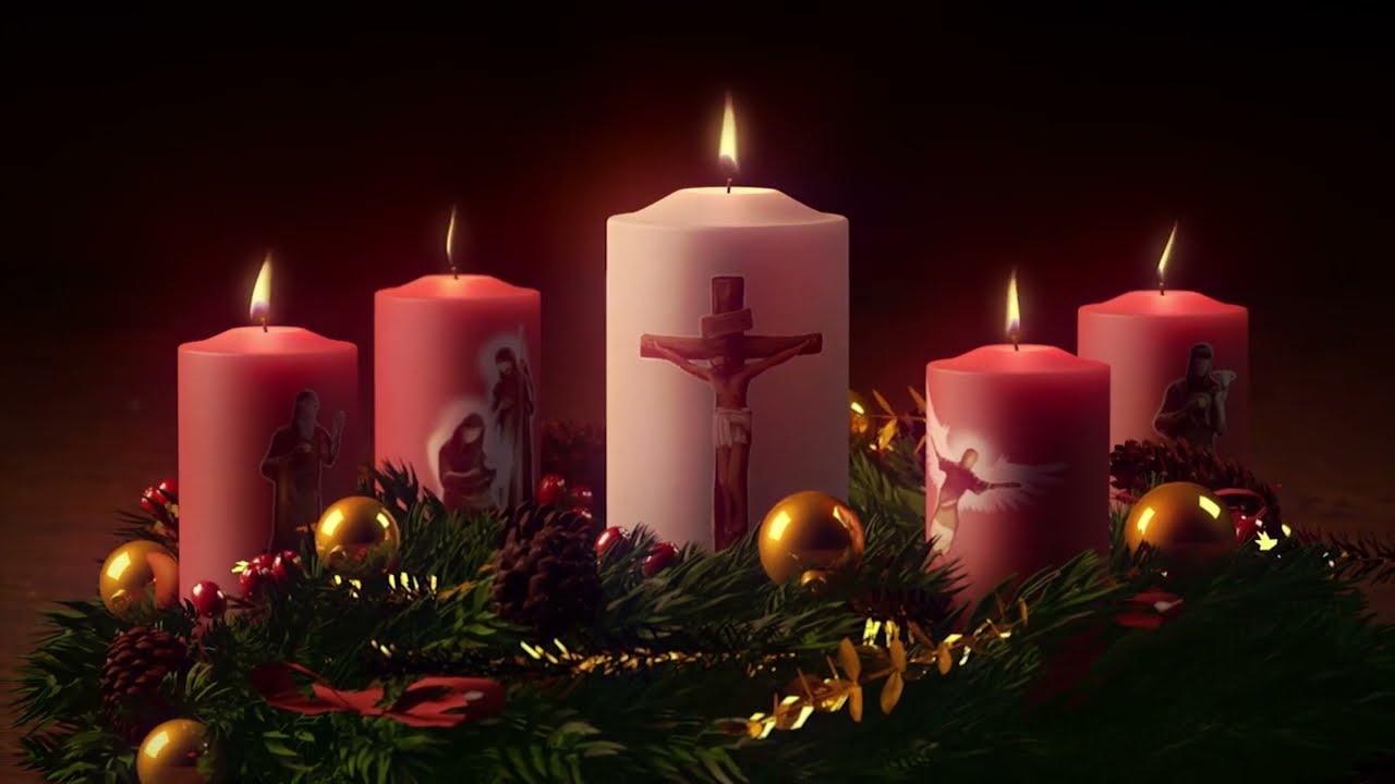 advent wreath [ 1280 x 720 Pixel ]