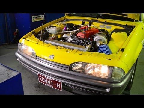VL turbo dyno tuning ~ Loui's Performance Services