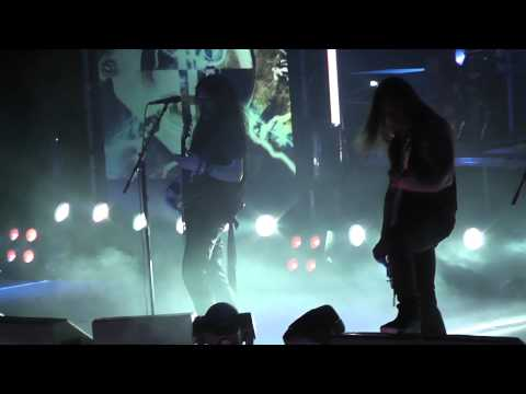 Machine Head LIVE Bulldozer - Vienna, Austria - 2011-11-12