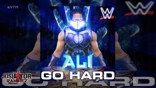 WWE: Go Hard (Ali) by Maino & CFO$ - DL with Custom Cover