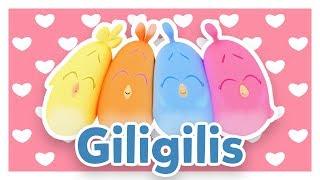 Giligilis Collection | Cartoons for Kids | Kids Song & Baby Songs |Giligilis by Lolipapi