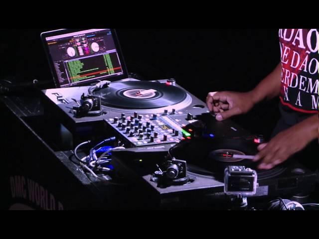 The 2016 DMC Battle For Supremacy Final - DJ Fummy v Erick Jay
