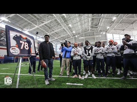 BTV: All-Pro tackle Ryan Clady officially retires a Bronco