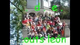 grupo scout astorga 2009 1º