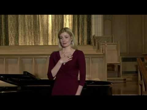 """Salce, Salce"" Desdemona's Aria, Verdi's ""Otello"" Act IV. Natalya Gennadi, soprano"