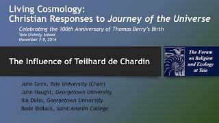 Living Cosmology: The Influence of Teilhard de Chardin