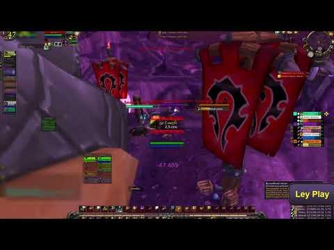 ПРИСТ (ЖРЕЦ) ПВП в WOW Легион 7.3.5 на РБГ. World of Warcraft