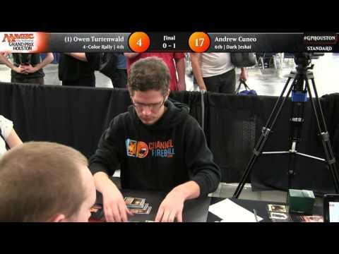 Grand Prix Houston 2016 Finals: Owen Turtenwald vs. Andrew Cuneo (Standard)