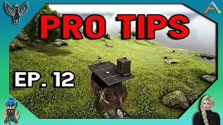 2018 ARK PRO TIPS YOU MAY NOT KNOW ABOUT # 12 ARK SURVIVAL EVOLVED