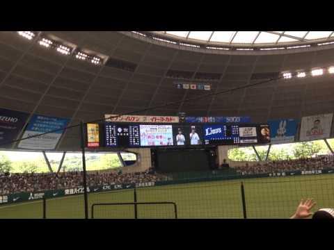 西武ドーム ヤマノススメデー 井口裕香、小倉唯の始球式